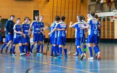 U18B: Jets – Jona-Uznach Flames