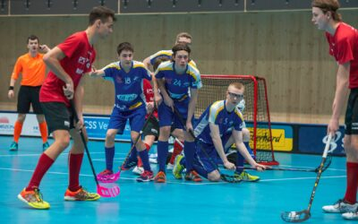 U21B: Jets – Bülach Floorball