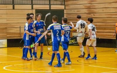 U18B Playoff: Floorball Fribourg – Jets