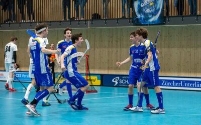 U18B Playoff: Jets – Floorball Fribourg